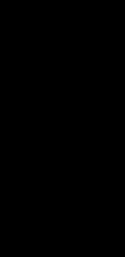 POLLARE DOMSAND LED800LM SVART